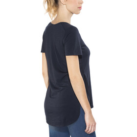 super.natural Comfort Japan Tee Women navy blazer